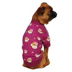 ESC Monkey Business Pet Tee Shirt - Tiff the Monkey *** Wow! I love this. Check it out now! : Dog Shirts