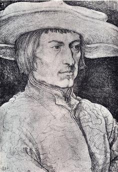 Albrecht Durer - Lucas van Leyden, 1521.