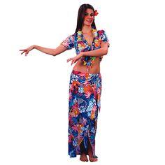 Disfraz de Hawaiana #accesorioshawaianos #accesoriosdisfraz #accesoriosphotocall