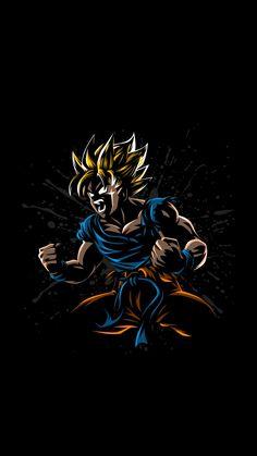 DragonBall/ Dragon Ball Z, Dragon Z, Goku Wallpaper, Dragonball Wallpaper, Dbz Wallpapers, Fanarts Anime, Anonymous, Dbz Drawings, Anime Comics