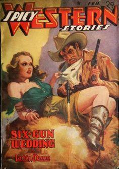 Spicy Western Stories