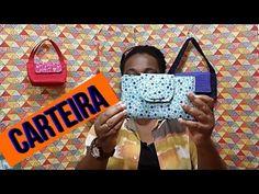 DIY Como Fazer Passo a Passo Carteira - YouTube
