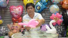 12  014造型氣球教學-天鵝