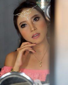 Flawless look. Makeup by nungkyribkamua