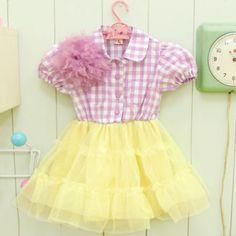 Vintage Inspired Girls Clothes Purple Vintage Inspired Dress | Vindie Baby