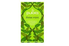 Pukka Organic Three Mint 20 Tea Bags 32G  #s #e #ethical #eco #su £2.39 #organic #natural #ecofriendly #sustainaable #sustainthefuture