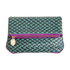 Deux Lux Postcard Foldover Clutch Sale up to 70% off at Barneyswarehouse.com