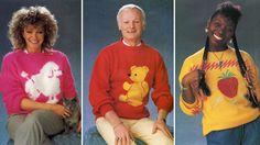 Det var bättre förr är det många som säger, kolla in de här tröjorna så lär du nog tänka om. På 80-talet var det populärt att ha stickade tröjor med ett motiv på. Här har vi samlat ihop 18 riktigt ...