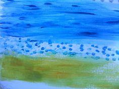 Wave beach