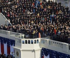 Inauguration Ceremony 2009 by Presidential Inaugural Committee, via Flickr