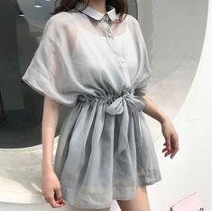 Korean Fashion Trends you can Steal – Designer Fashion Tips Korean Girl Fashion, Korean Fashion Trends, Cute Fashion, Asian Fashion, Look Fashion, Fashion Tips, Fashion Design, Ulzzang Fashion Summer, Trendy Fashion