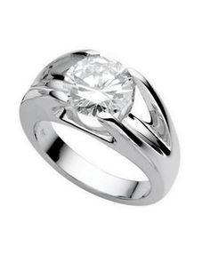 Jan Logan 18ct diamond Carly ring