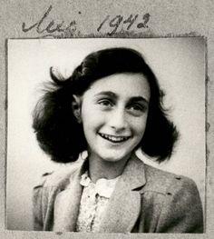 Anne Frank 1929-1945     Jodenvervolging