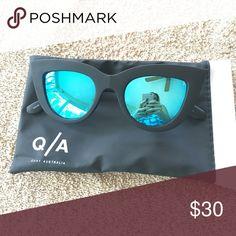 QUAY Sunglasses Mirror never worn Quay Australia Accessories Sunglasses