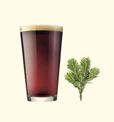 The newest thing in beer is an ancient style that casts aside bitter hops in favor of an intriguing palette of herbs, spices and plants you've likely never heard of. Mead Beer, Pint Glass, Spices, It Cast, Herbs, Bitter, Nice Things, Tableware, Palette