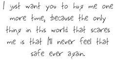 hug.. can change my world