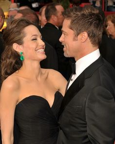 Angelina Jolie & Brad Pitt - Yup if anyone could have pulled this off its these two - Anastasia and Christian