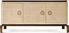 SCALA LUXURY - buffets and sideboards - miami - CARRIAGE HOUSE