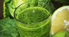 Suco de couve é bebida detox que extermina barriga e celulites; veja receita. Preparo é simples e potente para eliminar os furinhos de vez.  http://www.bolsademulher.com/corpo/suco-de-couve-e-bebida-detox-que-extermina-barriga-e-celulites