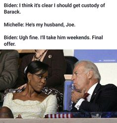 Adventures of Barack and Joe