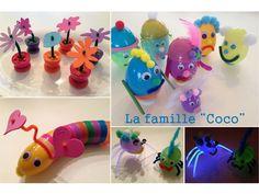 6 idées à réaliser avec des oeufs de Pâques en plastique | Véronique Cloutier