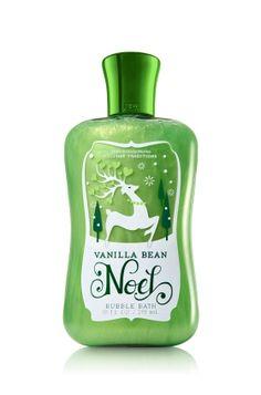 Vanilla Bean Noel Bubble Bath - Bath & Body Works
