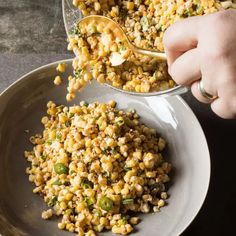 Mexican Corn Salad (Esquites) | Cook's Illustrated