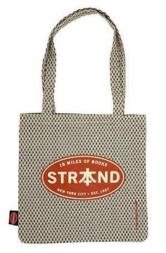 Strand Tote Bag: Millions of Books!