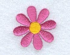 Mini Daisy | What's New | Machine Embroidery Designs | SWAKembroidery.com Starbird Stock Designs