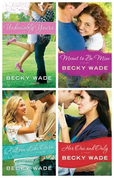 First 3 Porter novels are under $10 for your e-reader!! And the paperback of Her One and Only is available for less than $9. Crazy good deal! http://www.amazon.com/Becky-Wade/e/B00659WI1O/ref=sr_ntt_srch_lnk_1?qid=1457565004&sr=8-1