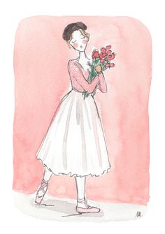 Ballet News World Exclusive by Noemi Manalang - Happy Valentine's Day!