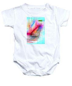 Baby Onesie - Abstract 9589