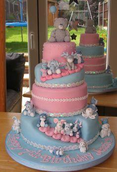 Cheryl's Cakes - Cakes by Design tatty teddy cake