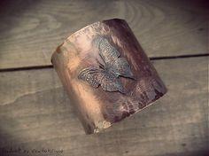 Veľký motýlí by lobelia - SAShE.sk - Handmade Náramky