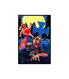 Zombie  Graveyard Blacklight Poster 23 x 35in with Poster Hanger ** You can get additional details at the image link.Note:It is affiliate link to Amazon.