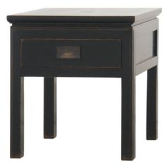 Side table, Shamian Collection