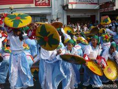 Bangus Festival in Dagupan City, Philippines (Festivals of the North Parade)