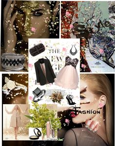 """""""Festive night out"""" by vonshelman on Polyvore"""