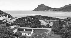 Hout Bay, still a Village 1900 Old Pictures, Old Photos, Vintage Photos, Cape Town South Africa, Most Beautiful Cities, Historical Pictures, Landscape Photography, Scenery, Antique Maps