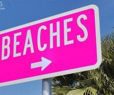 ~~~beachy signs~~~