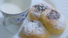 Kukoricás pogácsa Hungarian Cake, Pretzel Bites, Doughnut, Paleo, Muffin, Pudding, Sweets, Bread, Breakfast