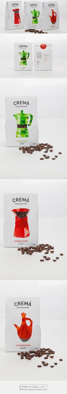 Cremà Coffee Roasters by Tegan Furneaux