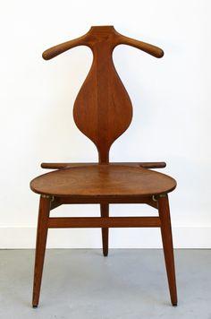 Hans Wegner - A classic  The Valet Chair