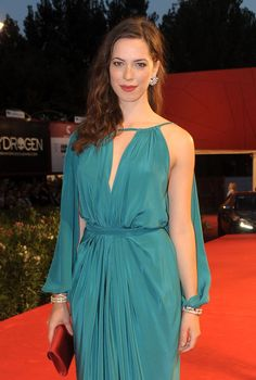 """Rebecca Hall Photos - Celebrities attend the """"The Town"""" premiere during the Venice International Film Festival. - Venice Film Festival - """"The Town"""" Premiere Vicky Cristina Barcelona, Rebecca Hall, Christopher Nolan, Female Actresses, Old Actress, International Film Festival, Celebs, Celebrities, Greatest Hits"""