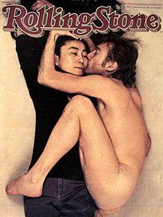 On Dec. 8, 1980  JOHN LENNON  YOKO ONO