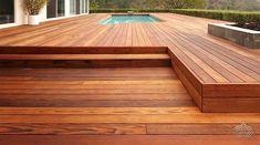 Image result for redwood decking