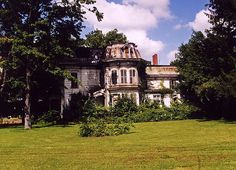 Inside Old Abandoned Mansions | Abandoned Mansion, Milan, OH | Flickr - Photo Sharing!