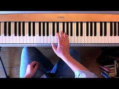 Easy Piano Improv: The 4 Minute Jazz Piano Tutorial - YouTube
