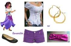 Esmeralda Outfit- The Hunchback of Notre dame by Stacy P.