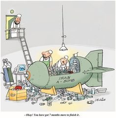 Artist's Impression Of Iran This Week - http://lincolnreport.com/archives/368642